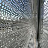 ISO9001標準ステンレス鋼の穴があいた金属