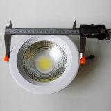 La PANNOCCHIA chiara del prodotto LED della Cina giù illumina il LED Downlight 5With7With9W