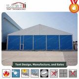 шатер пакгауза ширины 20m большой & временно промышленный шатер мастерской