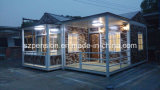 New-Style móviles al Aire Libre/prefabricados prefabricados Casa/Chalet Venta caliente