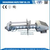 Zjl 높은 크롬 착용 저항하는 수직 집수 펌프 제조자