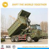 70t Mine Overlord Sinotruk HOWO 6X4 371HP Mining Truck