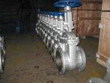 API 600 Wcb brida Válvula de compuerta de cuña