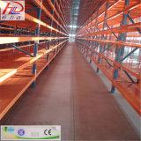 Prateleira ajustável resistente do armazenamento do mezanino do armazém