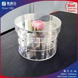 Guter Preis Whosale PlastikFolower Acrylrose Blumen-Kasten