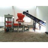 Полноавтоматическая машина делать кирпича цемента Qt6-15