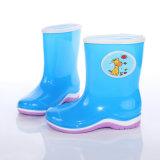 De nieuwe Schoenen van de Regen van pvc van de Manier, de Populaire Schoenen van de Regen van het Jonge geitje van de Stijl, de Transparante Laarzen van het Jonge geitje, de Populaire Laarzen van het Kind, de Schoenen China van de Regen van de Kinderen van de Mode