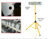 Calentador de infrarrojos del calentador del cuarto de baño de la eficacia alta con la lámpara infrarroja IP65 impermeable