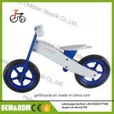 Vélo en bois de gosses de qualité d'enfants de bicyclette grande d'équilibre
