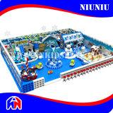Do equipamento plástico novo do jogo de crianças do PVC do estilo de Wenzhou campo de jogos interno