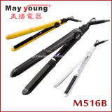 Раскручиватель волос M516 с выправляет и завивает 2 в 1 конструкции плиты
