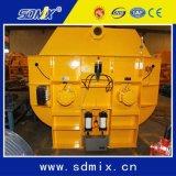 O eixo gêmeo de Comlulsary Represa-Trabalha o misturador concreto Ktsw3000/2000
