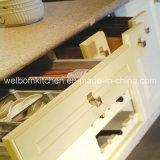 2016 Welbom Америки стиле в форме буквы L деревянные кухонные шкафа электроавтоматики