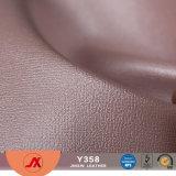 ソファーの家具のハンドバッグの革のための美しいPVC編む布の原料