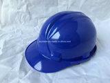 Casco de seguridad de la construcción, cascos de seguridad de construcción del ABS del casco del trabajo de la seguridad para industrial