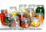 Цена по прейскуранту завода-изготовителя опарника оптового хранения варенья качества еды стеклянная