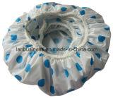 Крышка шара PEVA с голубым пятном (пакет 7PCS)