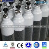 [إيس9809] فولاذ عارية ضغطة أكسجين أسطوانة غاز