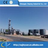 Equipamento Fuel Oil do petróleo plástico do petróleo do pneu ao diesel
