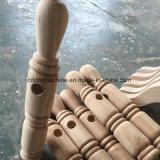 4 رئيسيّة [كنك] خشبيّة يلتفت مخرطة