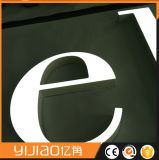 Привлекательный изготовленный на заказ логос письма 3D знака