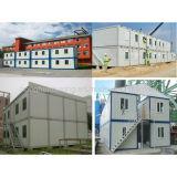 Жить Prefabricate дом контейнера дома для сбывания