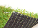 gazon synthétique de 18mm pour le jardin ou l'horizontal (SUNQ-HY00030)