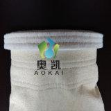 Filtro a sacco di Aramid dell'impianto di miscelazione dell'asfalto di Marini di 127*2450, 370*3000