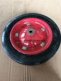 13X3 단단한 고무와 타이어 고무 분말 바퀴