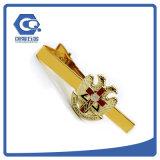 Kundenspezifischer Qualitäts-Schwarz-silberne Hochzeits-Geschenk-Gleichheit-Stab-Gleichheit-Klipp