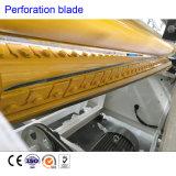 2400 Tipo de laminado pegamento automático completo de cocina el rebobinado de la máquina de estampado