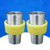 WELLE-Kupplung-elastische Kupplung des Koppler-CK45/SAE1045 Stahl