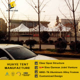 Huaye 10m High Peak Party Vent Tent with Knell Walls (hy036b)