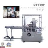 Máquina de encadernação automática do frasco de perfume de Dz-120p