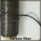 A fibra de carbono da matéria-prima para o reforço da construção usada na indústria