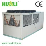 Schrauben-industrielle Luft, zum des Luft abgekühlten Wasser-Kühlers zu wässern