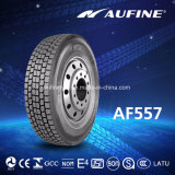 Neumático de Camión de alto rendimiento con la etiqueta de certificados de Aufine