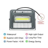 2017 imprägniern neue im Freienbeleuchtung AC85-265V IP66 des LED-Flut-Licht-30W 50W 70W 100W LED LED-Flutlicht-Reflektor LED PFEILER Chip