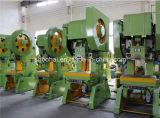 Imprensa mecânica J23-25t, imprensa de poder mecânico, máquina da imprensa de perfurador para o alumínio