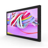 """LCDのモニタの表示を広告する開いたフレーム容量性21.5 """"タッチ画面"""