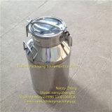 Bidone di latte durevole dell'acciaio inossidabile della strumentazione del reparto del latte