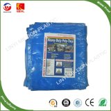 De Verpakking van de baal of de Doos die van het Karton Plastic Geteerd zeildoek inpakken