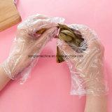 BBQ Cook van het huis gebruikt Beschikbare Plastic Handschoen Makend Machine