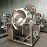 China-Hersteller konzipierte automatische elektrische Popcorn-Maschine auf heißem Verkauf in den niedrigen Kosten