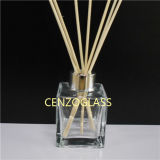 100ml Square Difusor de vidro garrafa (ZB1238)
