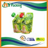 Saft-Fastfood- Beutel mit Tülle-Getränk-verpackenbeutel