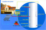Тепловые трубки Splite Split солнечный водонагреватель высокой эффективности