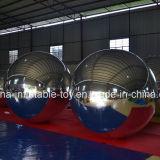 큰 단계 훈장을%s 신식 둥근 팽창식 은 미러 공
