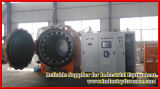 Drei Chamber Gas und Oil Double Quenching Vacuum Furnace der Vacuum Wärme-Behandlung Furnace Series
