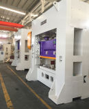 Máquina de dobra lateral reta do ponto Km2-110 dobro